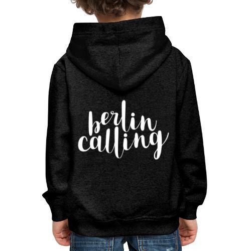 Berlin Calling - Kinder Premium Hoodie