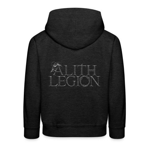Alith Legion Dragon Logo - Kids' Premium Hoodie
