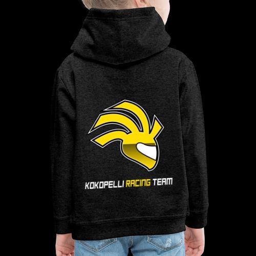 KRT Helmet - Pull à capuche Premium Enfant