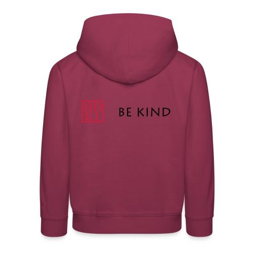 HDKI Be Kind - Kids' Premium Hoodie