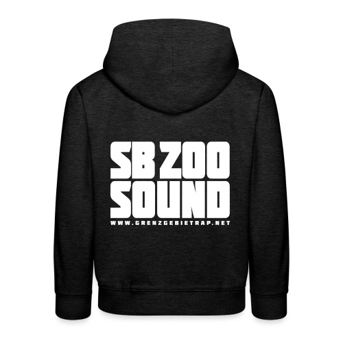 SB ZOO Blockbuster - Kinder Premium Hoodie