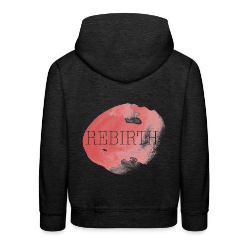 rebirth - Felpa con cappuccio Premium per bambini