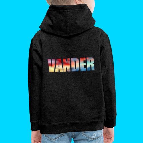 Vander Colorful - Kids' Premium Hoodie