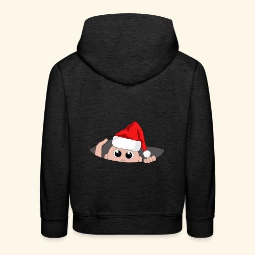 Baby Nikolaus - Kinder Premium Hoodie