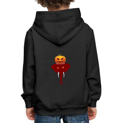 Halloween king fighter - Kids' Premium Hoodie