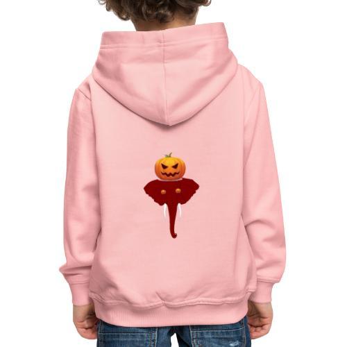 Halloween king fighter - Kids' Premium Hoodie
