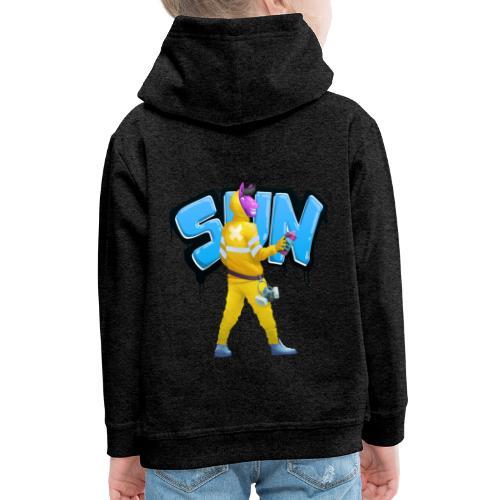 Suntted Graffeur 2.0 - Pull à capuche Premium Enfant