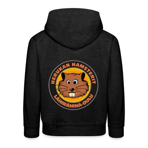 Herukan Hamsterit - Lasten premium huppari