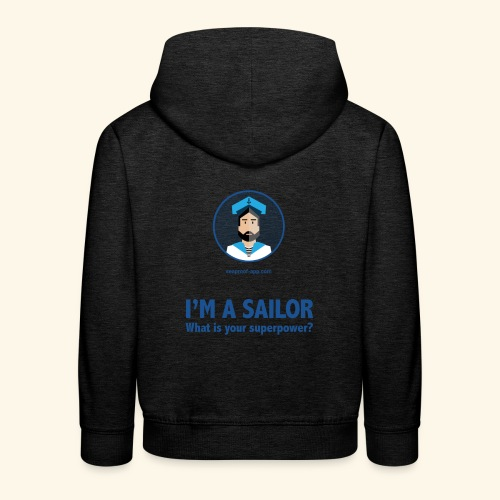 SeaProof Superpower - Kinder Premium Hoodie