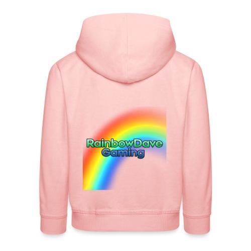 RainbowDave Gaming Logo - Kids' Premium Hoodie