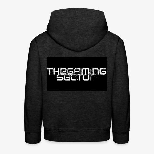 TheGamingSector Merchandise - Kids' Premium Hoodie