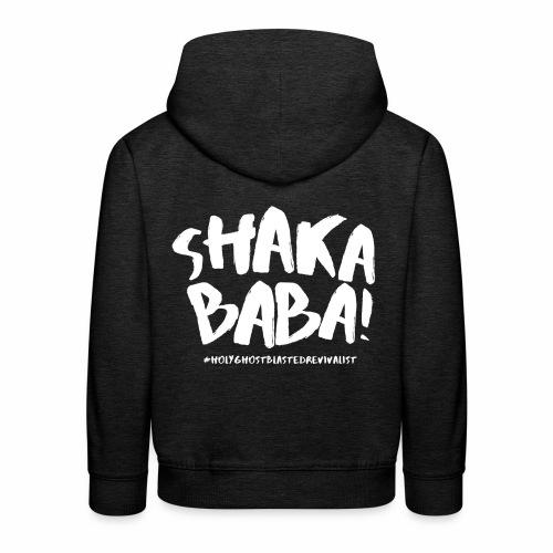 shaka - Lasten premium huppari