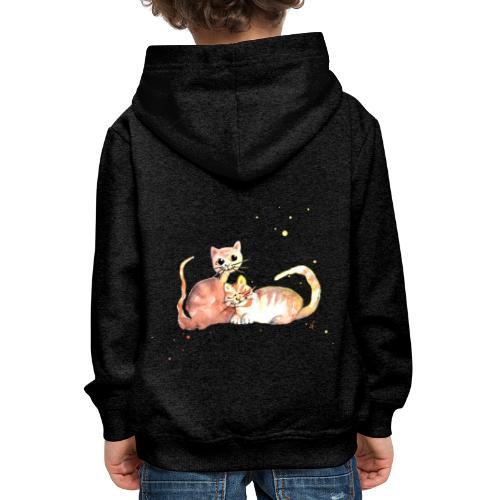 Wir - Kinder Premium Hoodie