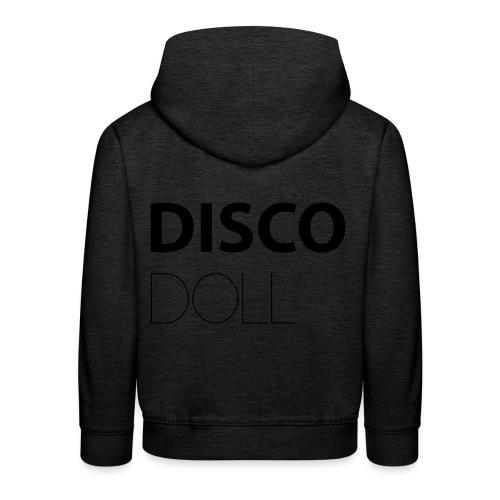 disco doll - Pull à capuche Premium Enfant