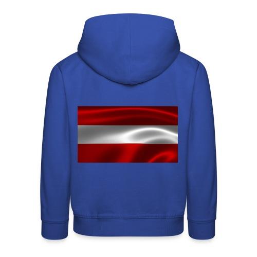 Austria I Love Austria - Kinder Premium Hoodie