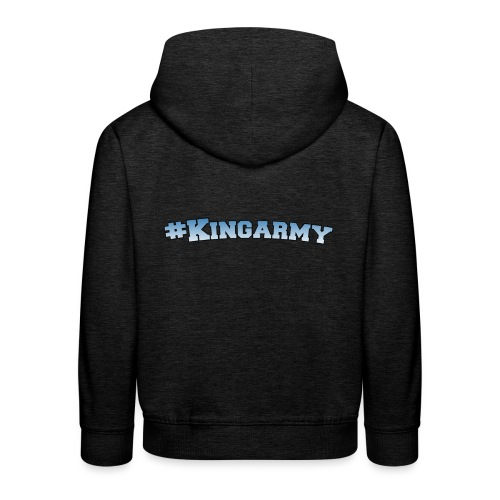 Kingarmy Specal -Premium Merch - Kinder Premium Hoodie