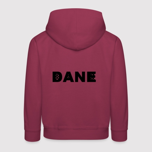 DANE - Knitted Original - Kids' Premium Hoodie