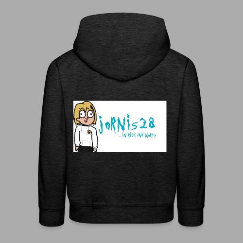 Jornis28-Rick ad Morty collection - Kinder Premium Hoodie