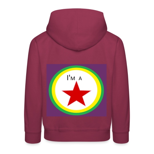 I'm a STAR! - Kids' Premium Hoodie