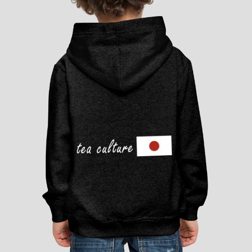tea culture - Nihon - Kinder Premium Hoodie