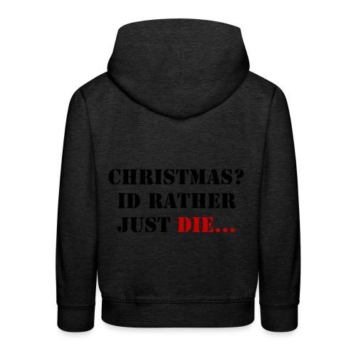 Christmas joy - Kids' Premium Hoodie