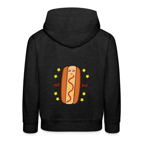 hotdog - Pull à capuche Premium Enfant