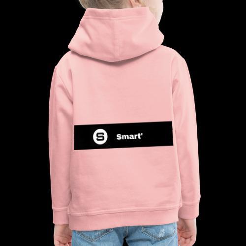 Smart' BOLD - Kids' Premium Hoodie