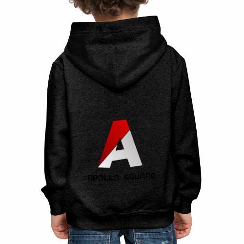 Logo Apollo SquaaD 2 - Pull à capuche Premium Enfant