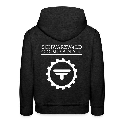 Schwazwald Company S.C. Motorcycles - Kinder Premium Hoodie