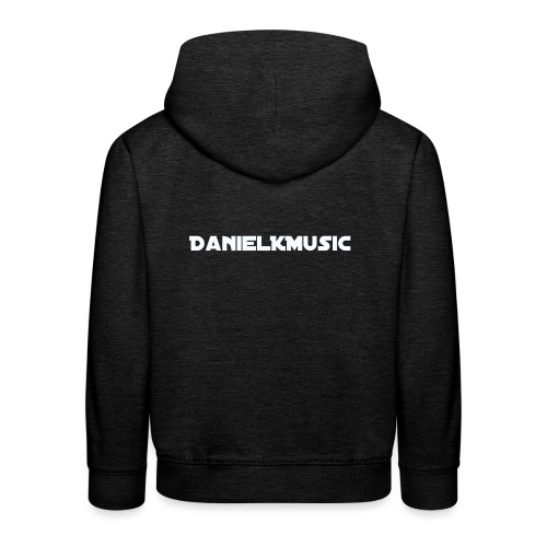 Inscription DanielKMusic - Kids' Premium Hoodie