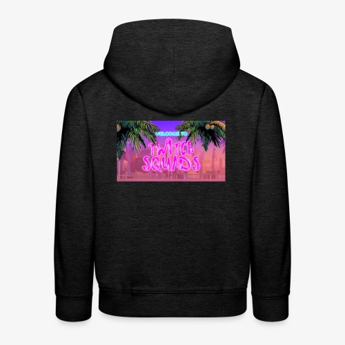 Welcome To Twitch Squads - Kids' Premium Hoodie