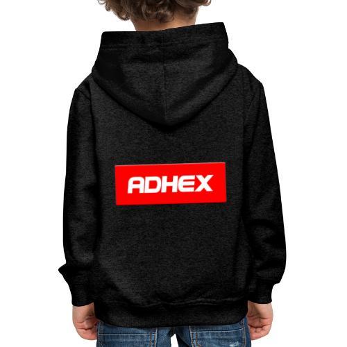 Adhex X Suprim - Sudadera con capucha premium niño
