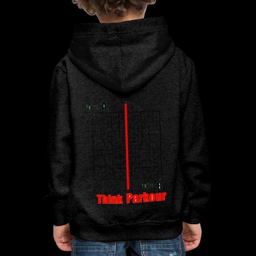 maze - Kids' Premium Hoodie