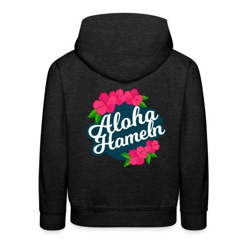 Aloha Hameln | Hawaii SunShine | - Kinder Premium Hoodie