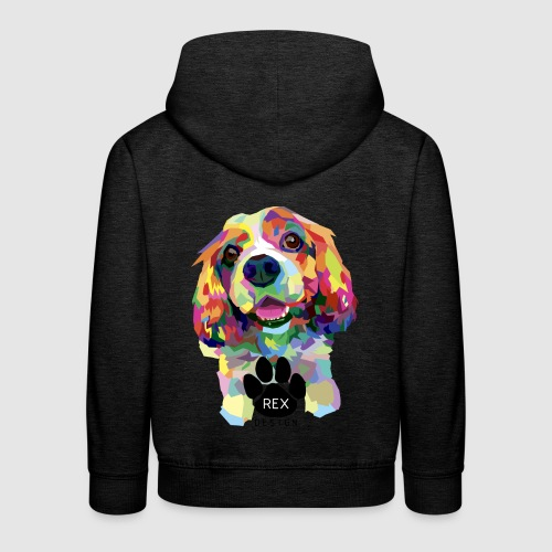 Begging You To Play - Kids' Premium Hoodie