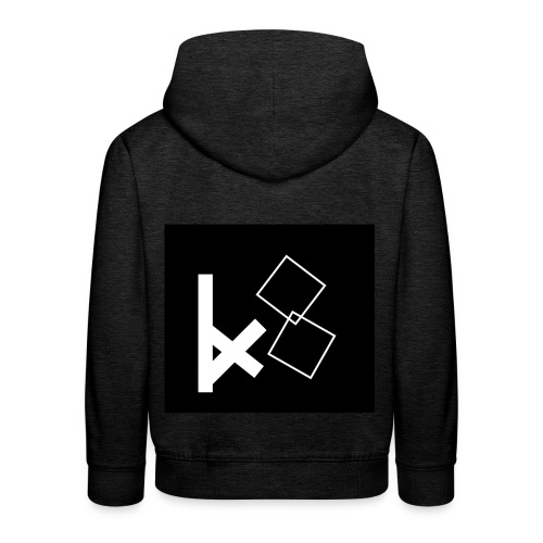 KX8 merch - Kids' Premium Hoodie