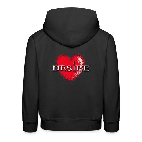 Desire Nightclub - Kids' Premium Hoodie