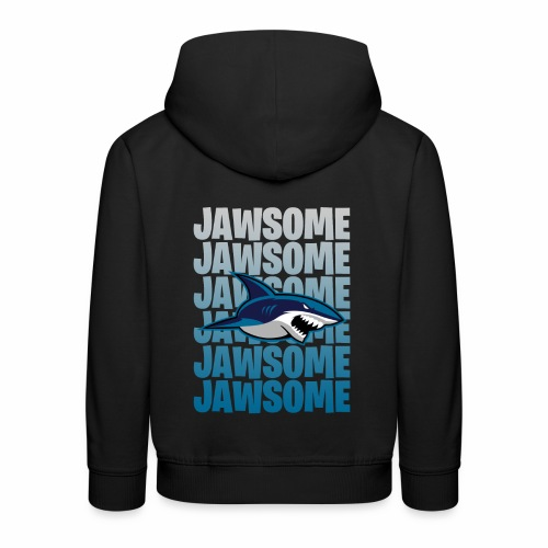 Jawsome - Premium-Luvtröja barn