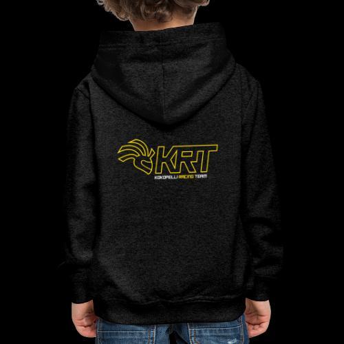 KRT light - Pull à capuche Premium Enfant