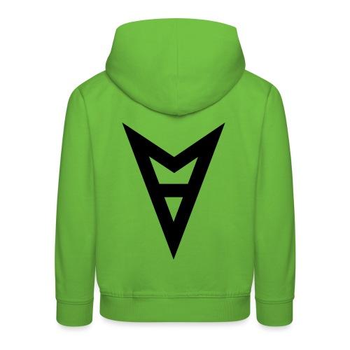 V - Kids' Premium Hoodie