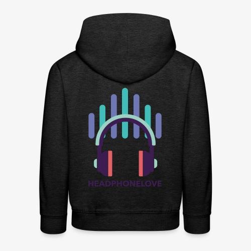 headphonelove - Kinder Premium Hoodie