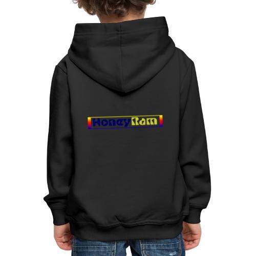 present by HoneyRam - Kinder Premium Hoodie