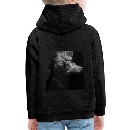 Mozartdackel - Kinder Premium Hoodie