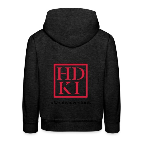 HDKI karateadventures - Kids' Premium Hoodie