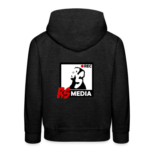 RS Media Logo - Kinder Premium Hoodie