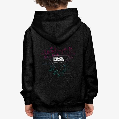 KIWA Future Crisis - Kids' Premium Hoodie