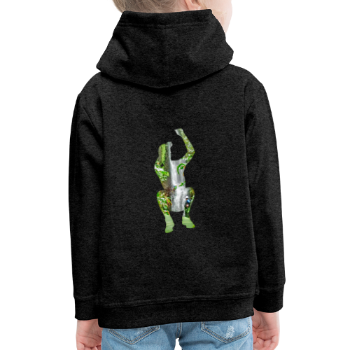 Jump into Adventure - Kinder Premium Hoodie