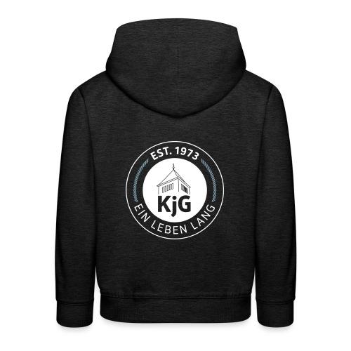 KjG - Ein Leben lang - Kinder Premium Hoodie