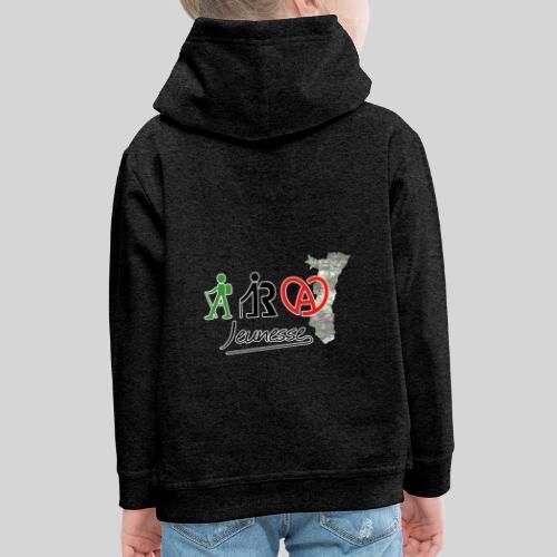 ARA Jeunesse - Pull à capuche Premium Enfant