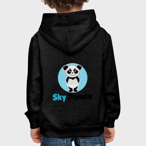 Panda Cutie - Kinder Premium Hoodie